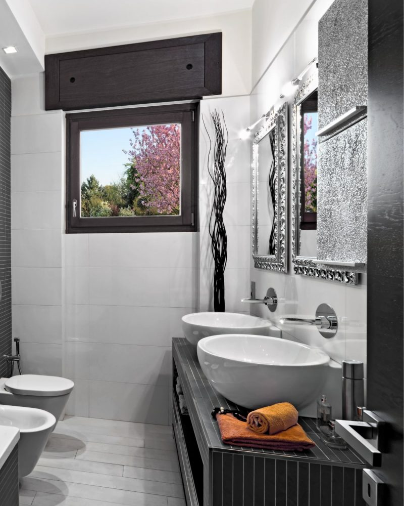Quality Design In Bathroom Space