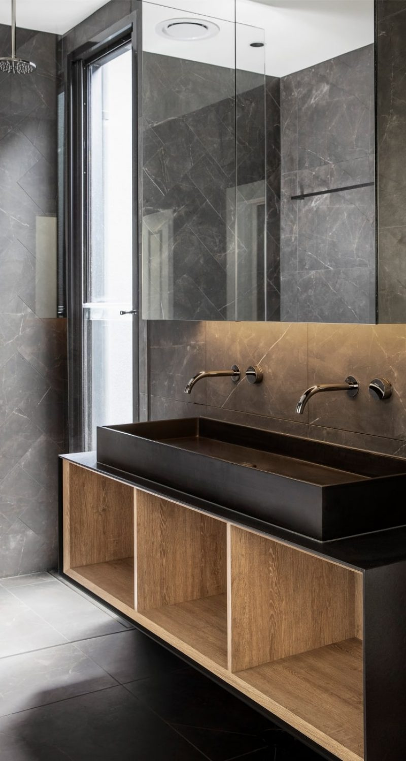 Modern Bathroom Bathrooms
